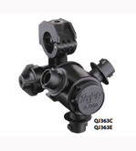 Корпус форсунки QJ363C-25mm-NYB