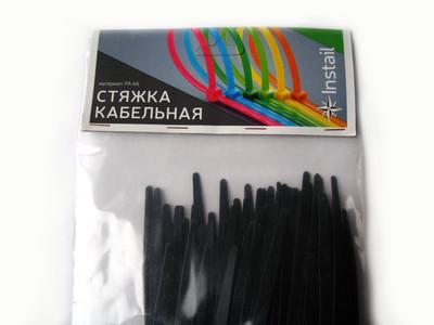 Стяжка кабельная 1 упак (100 шт.)-1
