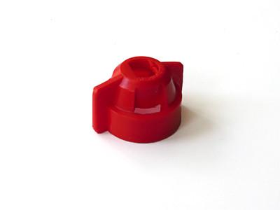 Гайка байонетная 0-103/08 красная-1
