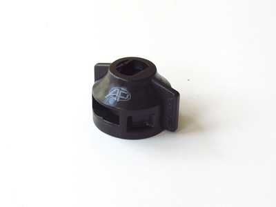 Гайка байонетная 0-103/08 черная-1